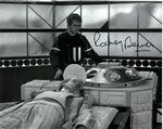 Rodney Bewes 'QuarterMaster Sgt. Stien' DOCTOR WHO Genuine Autograph 10x8  11099